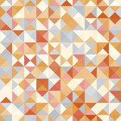 Amazing seamless colorful geometric pattern — Stockvector
