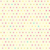 Amazing seamless colorful geometric pattern — Vector de stock