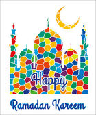Ramadan Background — Vecteur