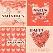 Happy Valentine's Day. — Διανυσματικό Αρχείο
