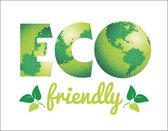 Eco concept — 图库矢量图片