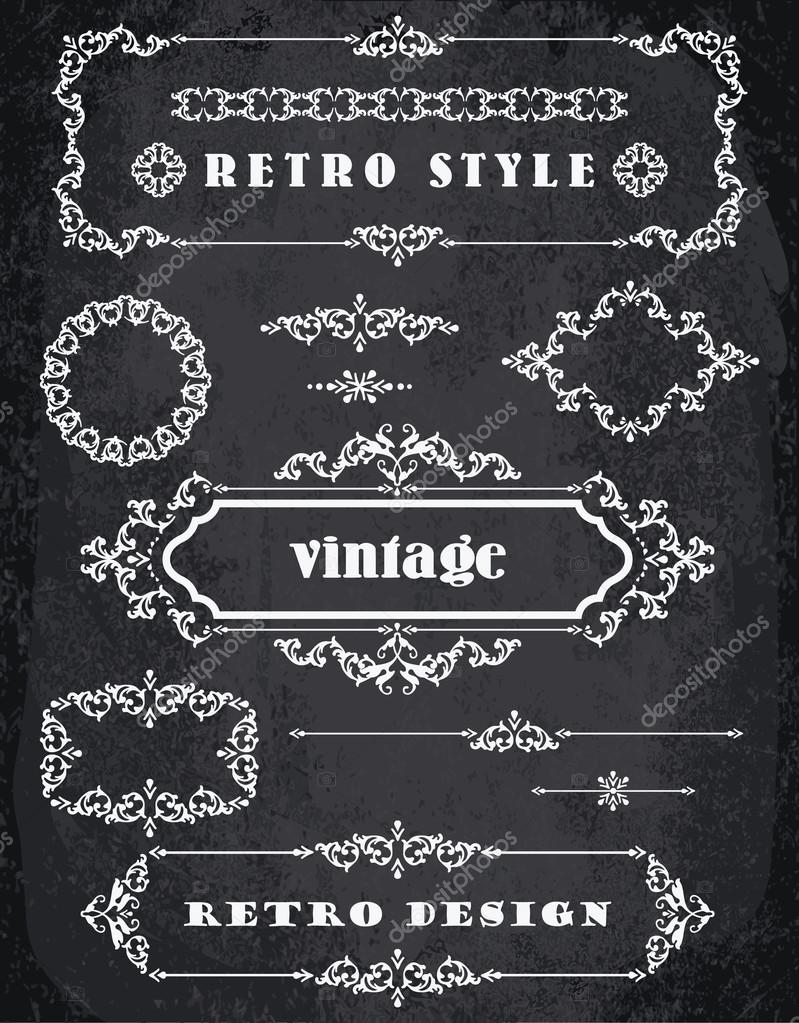 Black Chalkboard Blackboard Texture Background Stock Image
