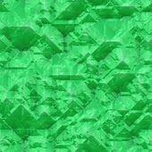 Seamless green granite stone blocks texture — Foto de Stock