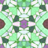 Beautiful seamless color kaleidoscope — Stockfoto