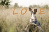 Love can be expressed in many ways — Stock Photo