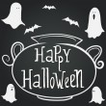 Halloween pattern. — Stock Vector #53066401