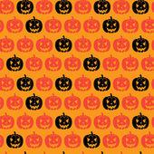 Doodle pumpkins. — Stock Vector
