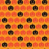 Doodle pumpkins. — Stockvektor