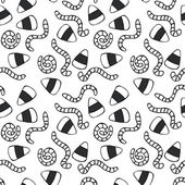 Candys pattern. — Stockvektor