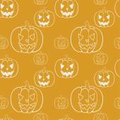 Hallloween pattern. — Stock Vector