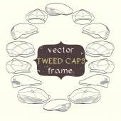 Caps. — Stock Vector