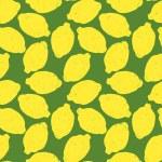 Lemons pattern — Stock Vector #53074289
