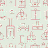 Background with shopping bags — Vector de stock
