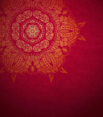 Background with lace ornament. — Stock Photo