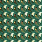 Seamless texture with waves. — Stock Photo