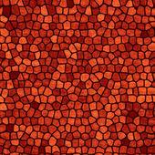Mosaic Seamless background. — Stock Photo