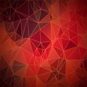 Abstract background from triangles — Stock Photo