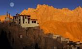 Lamayuru Buddhist monastery — Stock Photo