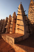 Grand Mosque in Burkina Faso — Stock Photo