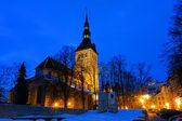 Iglesia de san nicolás — Foto de Stock