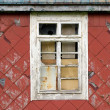 Old window — Stock Photo #78289598