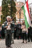 Hungary 's Day — Stock Photo