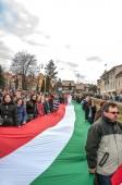 Giorno dell'Ungheria — Foto Stock