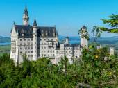 Neuschwanstein. — Stock Photo