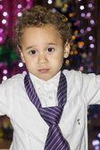 Perverzní chlapec. — Stock fotografie