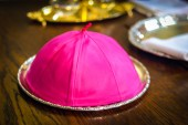 Bishop's cap — Stock Photo