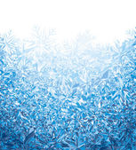 Ice background — Stock Vector