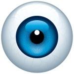 Постер, плакат: Eyeball