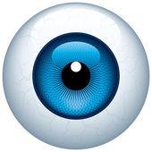Eyeball — Stock Vector