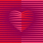 Heart shape — Stock Vector