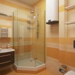 Bathroom design — Stock Photo #54525843
