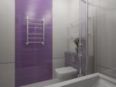 Bathroom design — Stock Photo