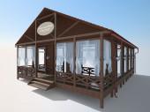 Pavilion — Stock Photo