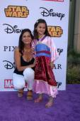 Constance Marie, Luna Marie Katic — Stockfoto
