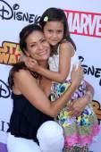 Constance Marie, Luna Marie Katic — 图库照片