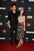 Nick Simmons and date — Stok fotoğraf