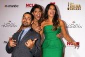Andrea Navedo, Wilmer Valderrama, Gina Rodriguez — 图库照片
