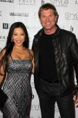 Toni Lee and Winsor Harmon — Stock Photo