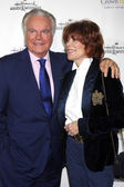 Robert Wagner, Jill St. John — Stock Photo