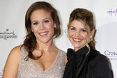 Erin Krakow, Lori Loughlin — Stock Photo