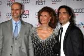 Edoardo Ponti, Sophia Loren, Carlo Ponti — Zdjęcie stockowe