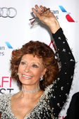 Sophia Loren — Stock Photo
