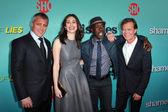 Matt LeBlanc, Emmy Rossum, Don Cheadle, William H. Macy — Stock Photo