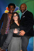Brandon Smith, Rebecca Corry, Chris WIlliams — Stock Photo