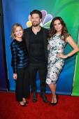 Elisha Cuthbert, Nick Zano, Kelly Brook — Stock Photo