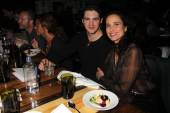 Steven R. McQueen,  Andie MacDowell — Stock Photo